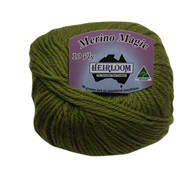 Merino Magic 10 ply