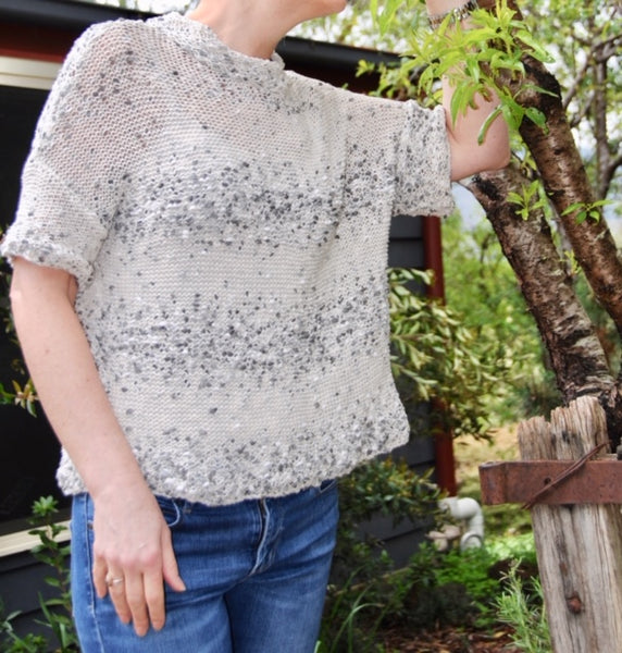 COD001 Slouchy Tee (Digital Pattern)