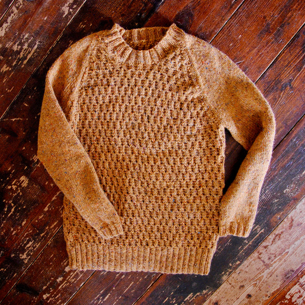 COD014 Textured Sweater (Digital Pattern)