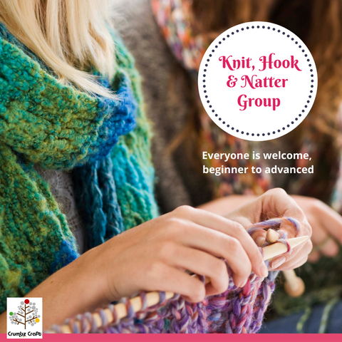 Knit, Hook & Natter Group