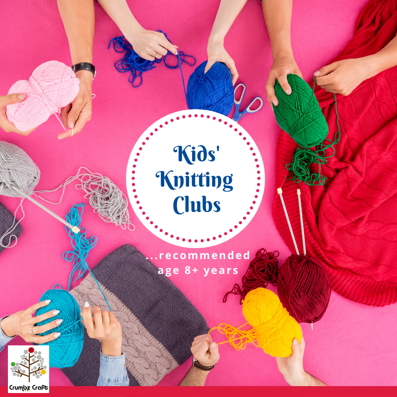 Kids' Knitting Clubs