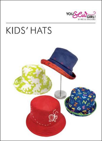 Kids' Hats Pattern