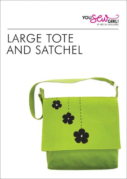 Large Tote and Satchel