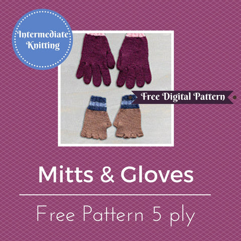 Mitts & Gloves