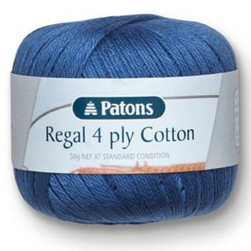 Regal Cotton 4 ply