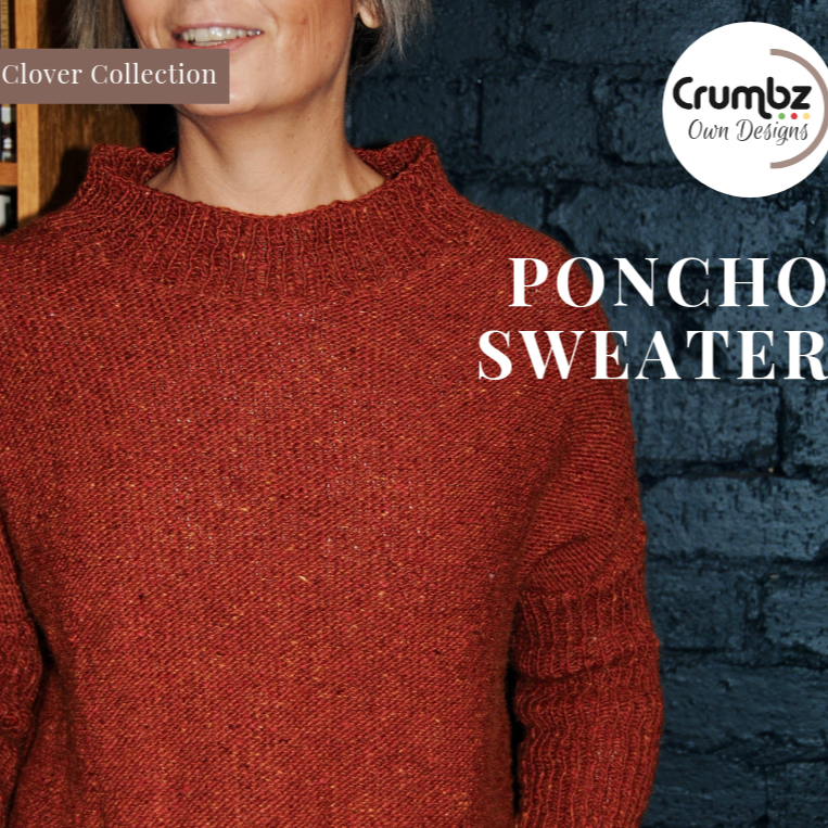 Poncho Sweater Kit