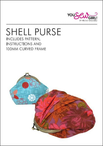 Shell Purse Pattern 100mm