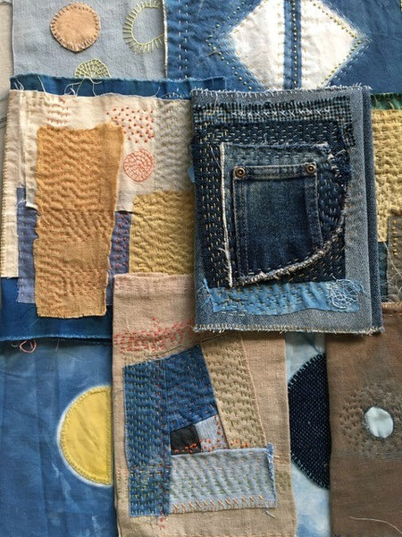 Slow Stitching, Boro Style with Ruth Woods