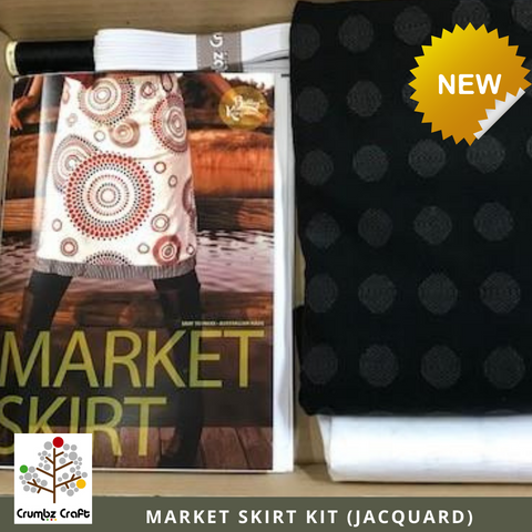 BK150 Market Skirt Kit (Jacquard)