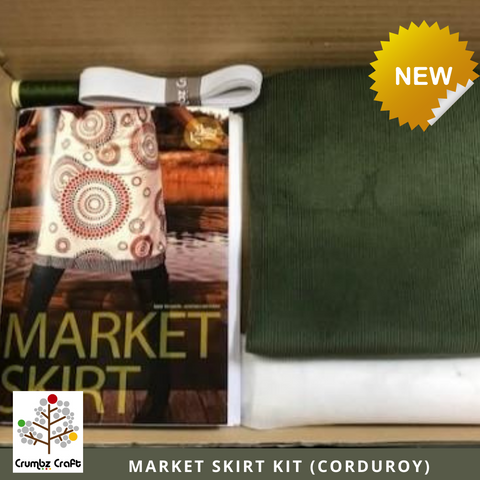 BK150 Market Skirt Kit (Corduroy)