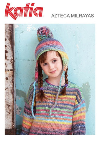 Kids Beanie with Earflaps