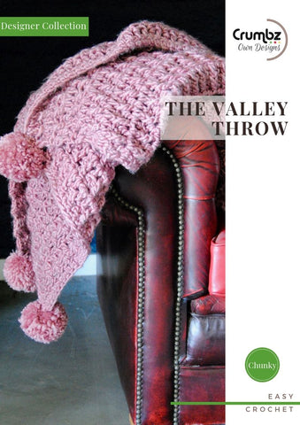 COD021 The Valley Throw (Digital Pattern)