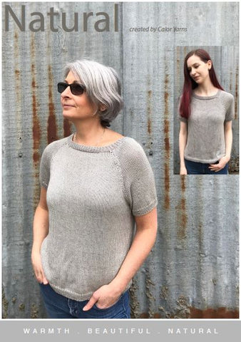 CY150 Spring Top (Digital Pattern)