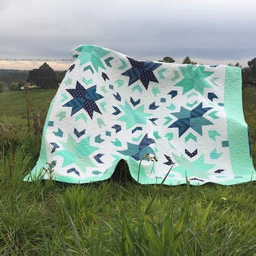 2666 Breeze Quilt Pattern