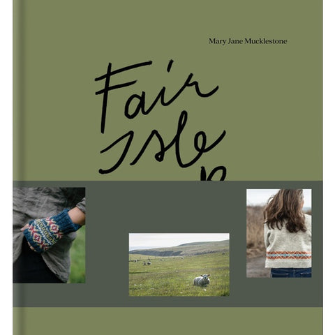 Fair Isle Weekend Book