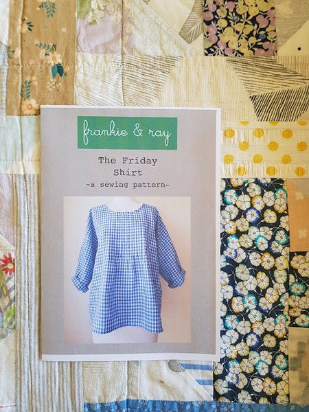 The Friday Shirt Pattern