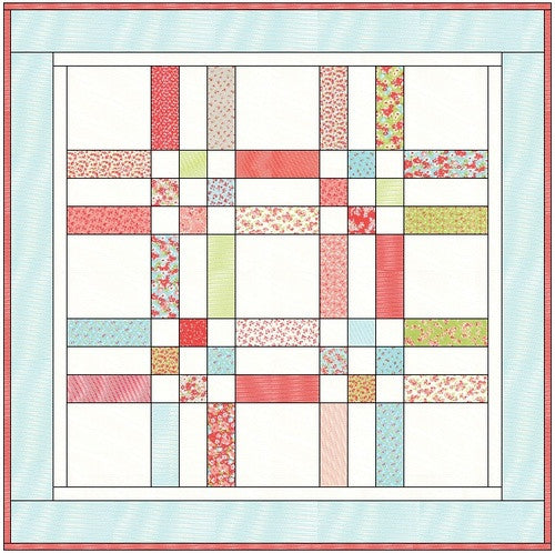 2663 Junction Quilt Pattern