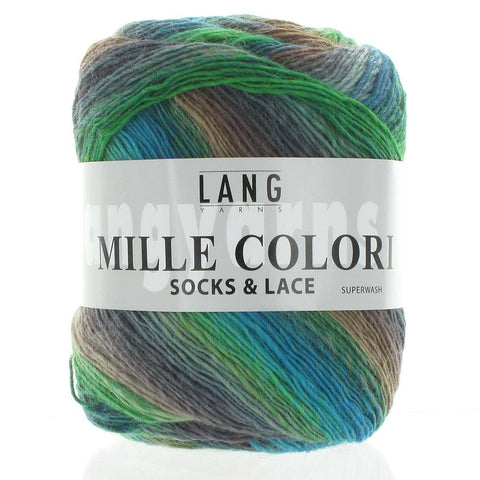 Mille Colori Socks & Lace Fingering Yarn