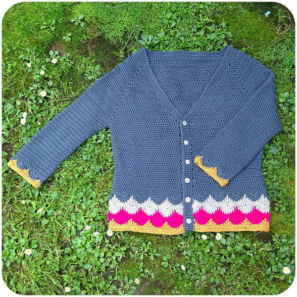 Libertas Cardigan (Digital Pattern)