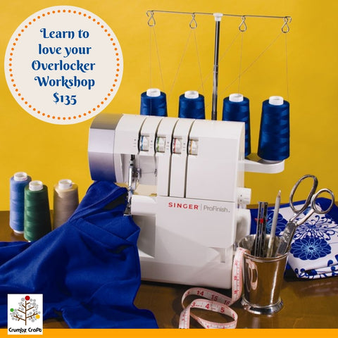 Learn to love your Overlocker (new)