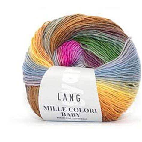 Mille Colori Baby 4 ply