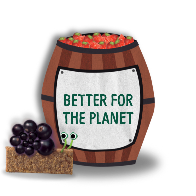 We are better for the planet