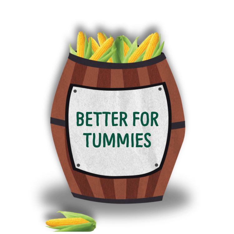 We are better for tummies