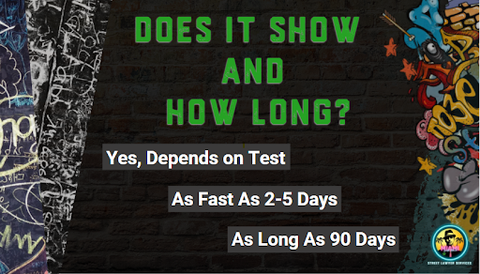 How long does delta 8 stay in your system