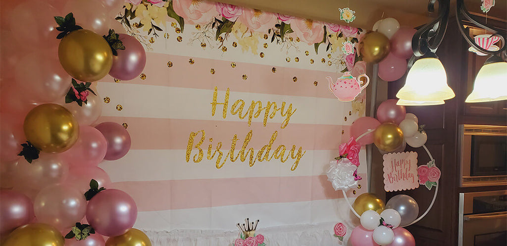 A few of the best tips for organizing children's birthday parties