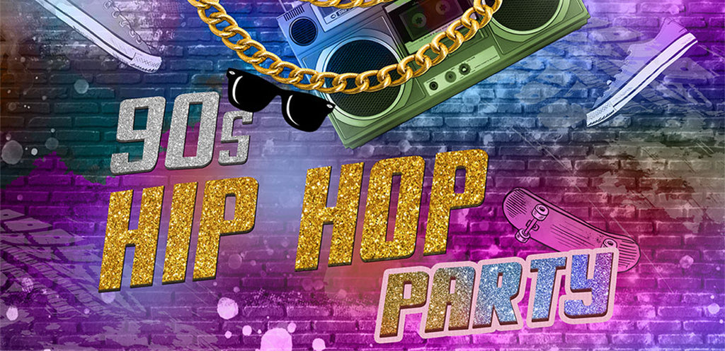 How to plan a classic 80s and 90s party?