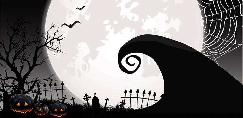 Click To Check Out Our Latest Kid-Friendly Halloween Party Backdrop