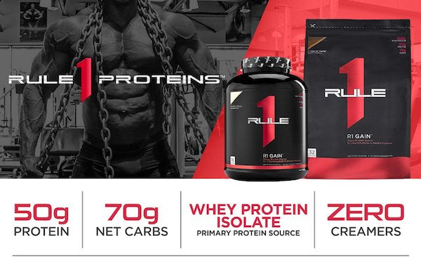 Image result for r1 gain by rule protein