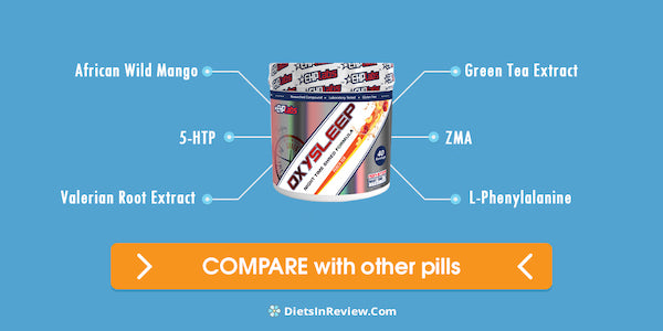 OxySleep by EHP | Supps247 | Promote Sleep