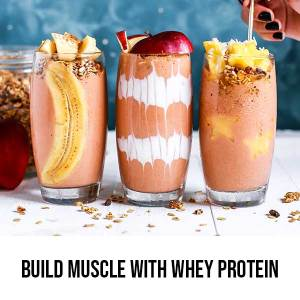 build-muscle-with-whey-protein