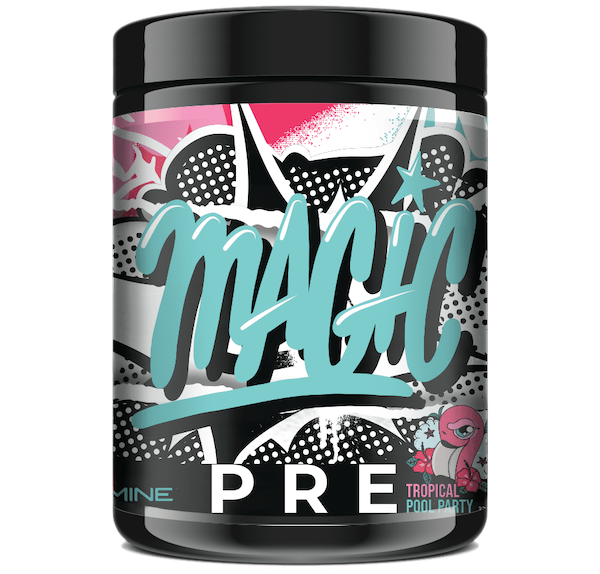 Magic Pre-workout   Supps247