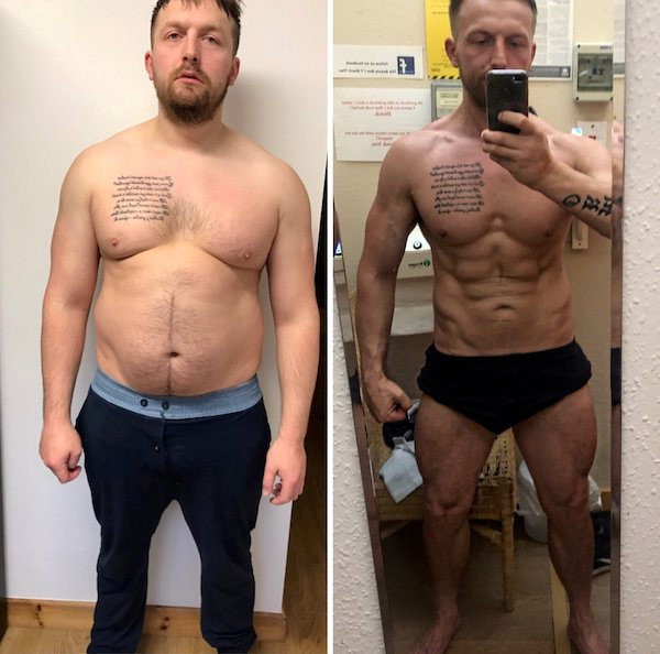 Image result for weight loss before and after
