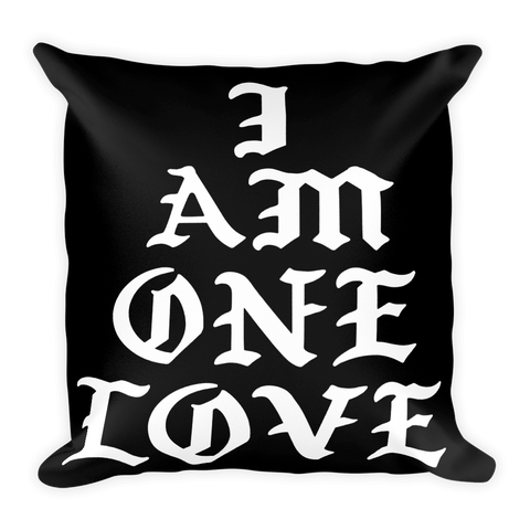 I AM ONE LOVE