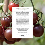 Black Cherry Tomato Heirloom