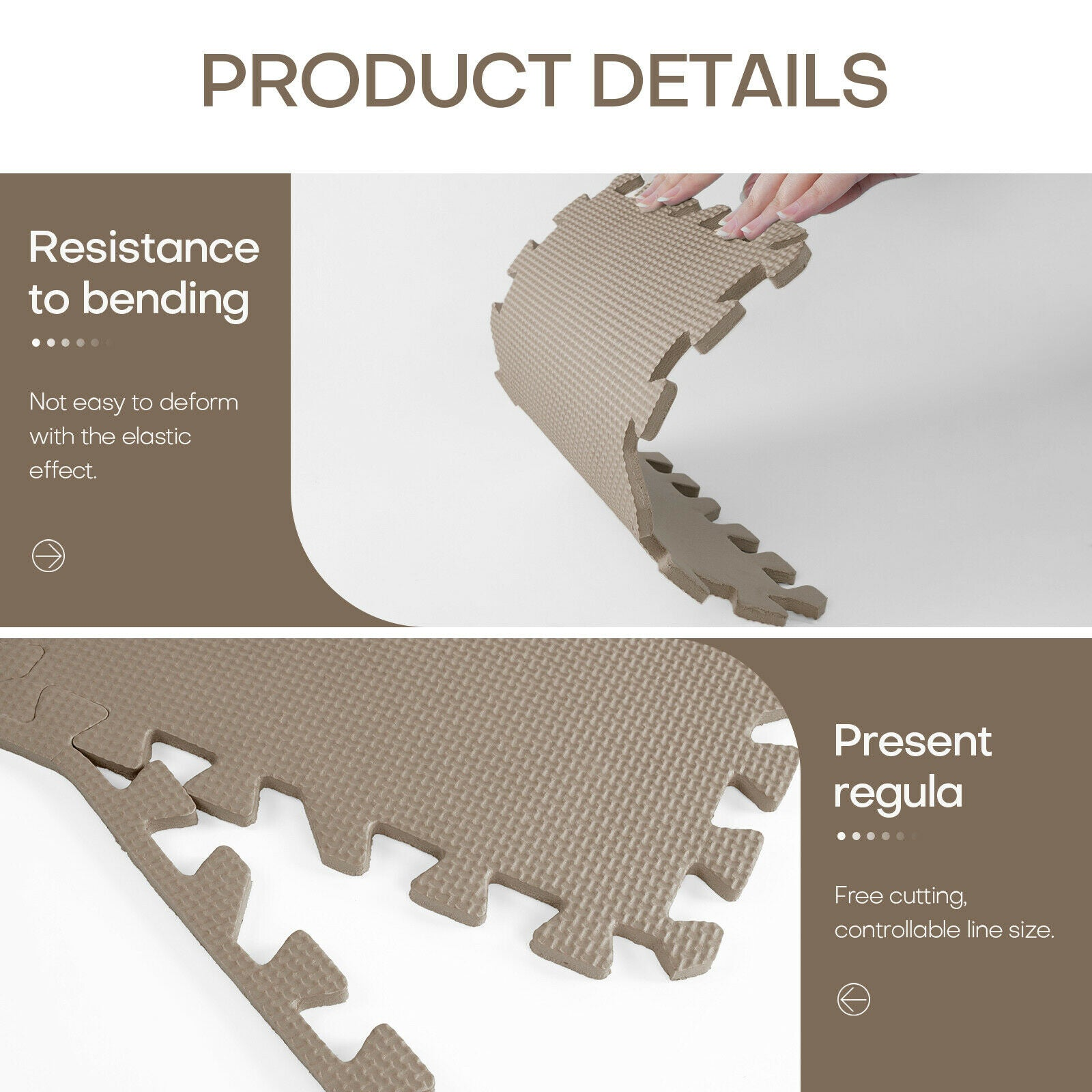 Detailed information about floor mat