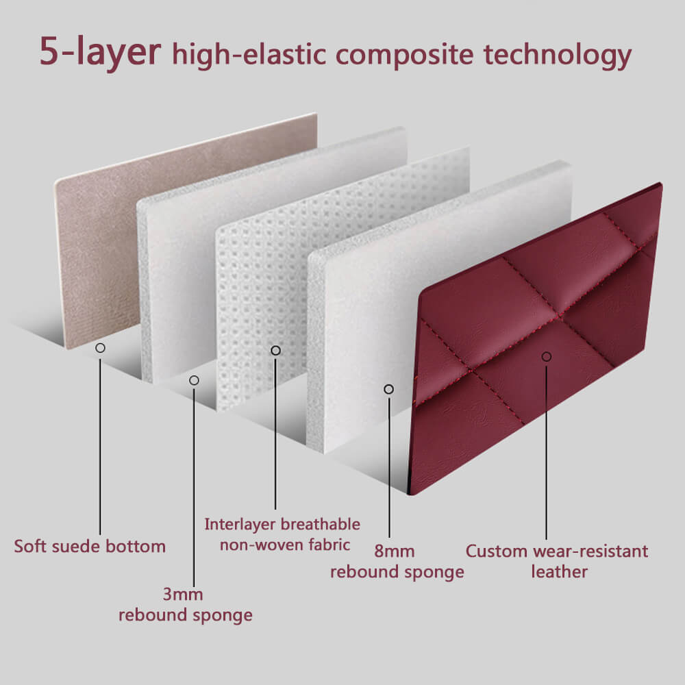 Materials of car seat covers