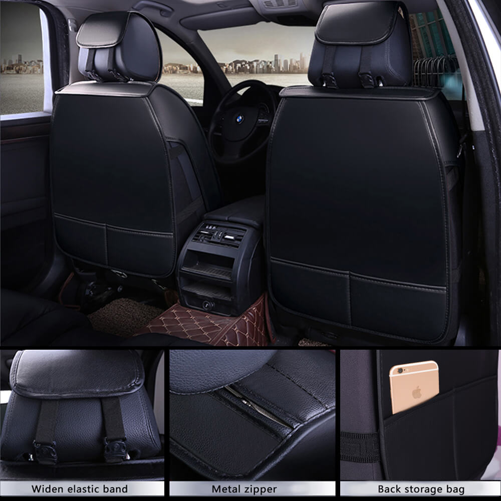 Car Seat Cover Features