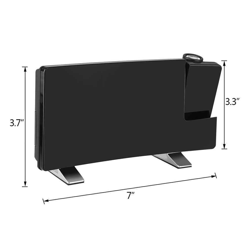 LCD LED Digital Projection Size