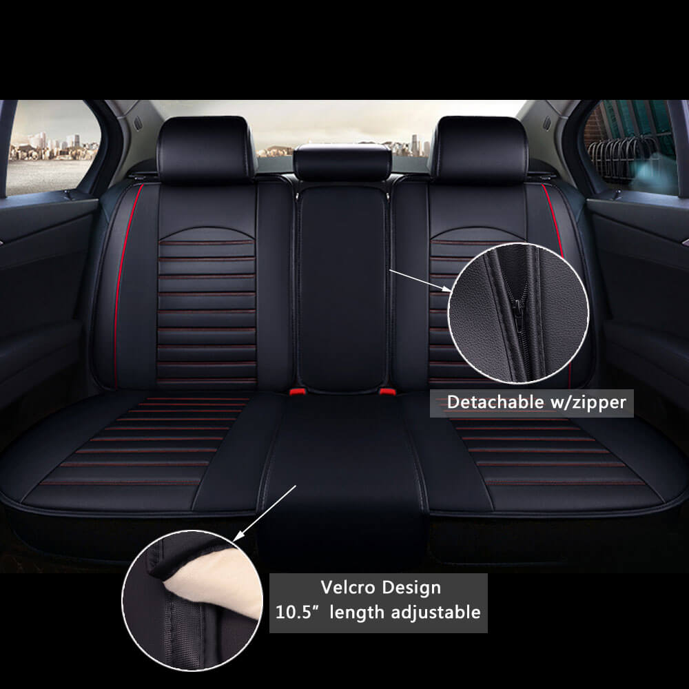 Seat Covers Detail
