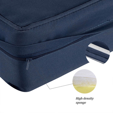 Material of the chaise lounge cushion