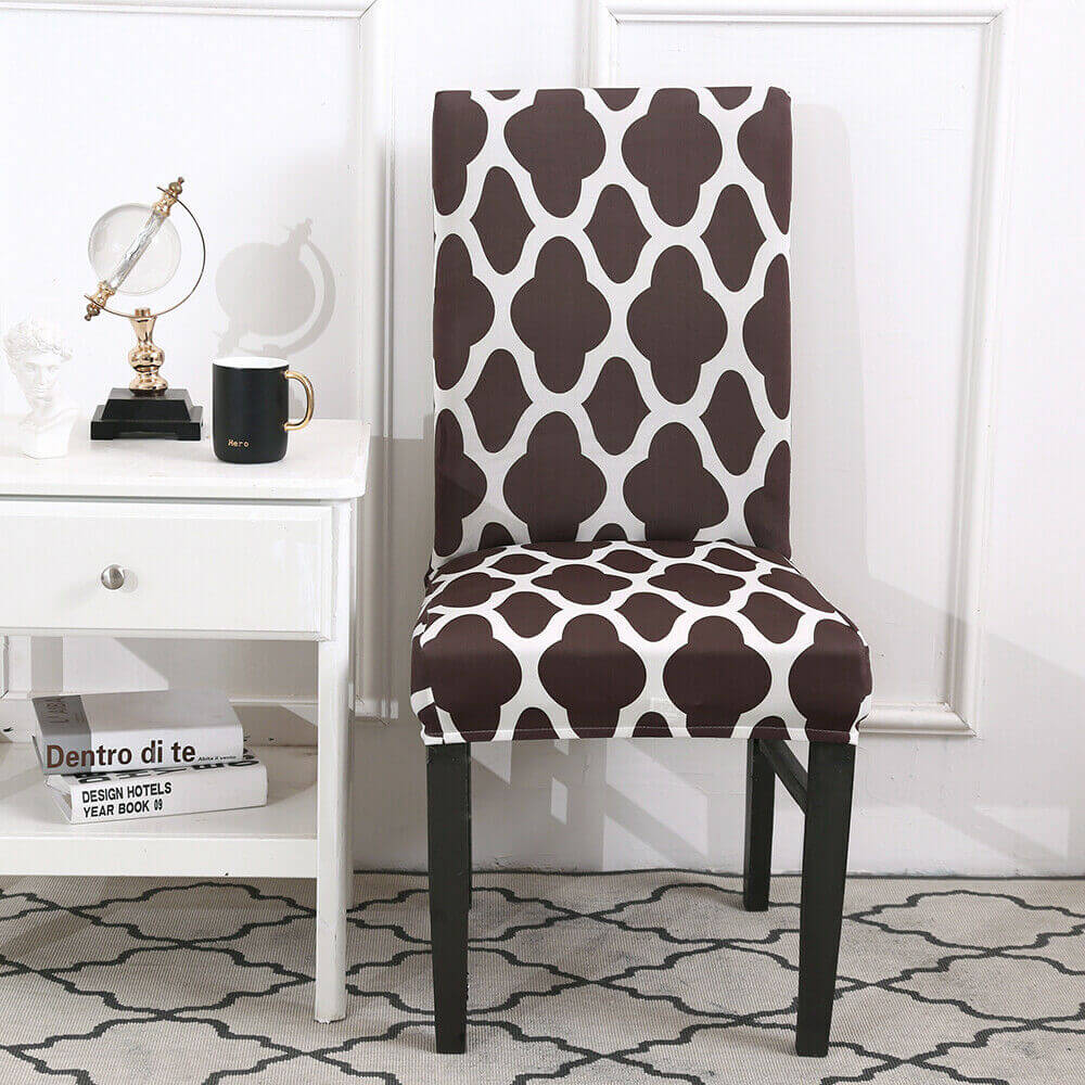 Coffee chair cover