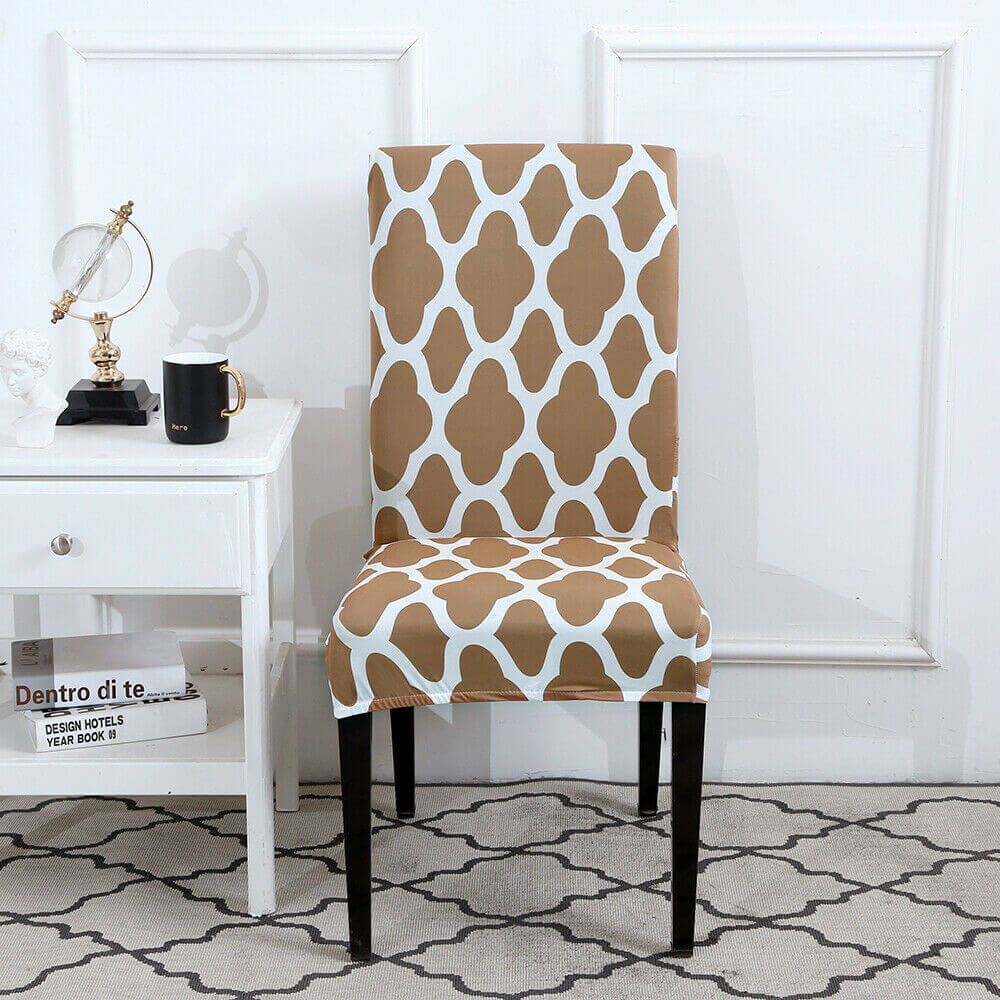 Camel chair cover