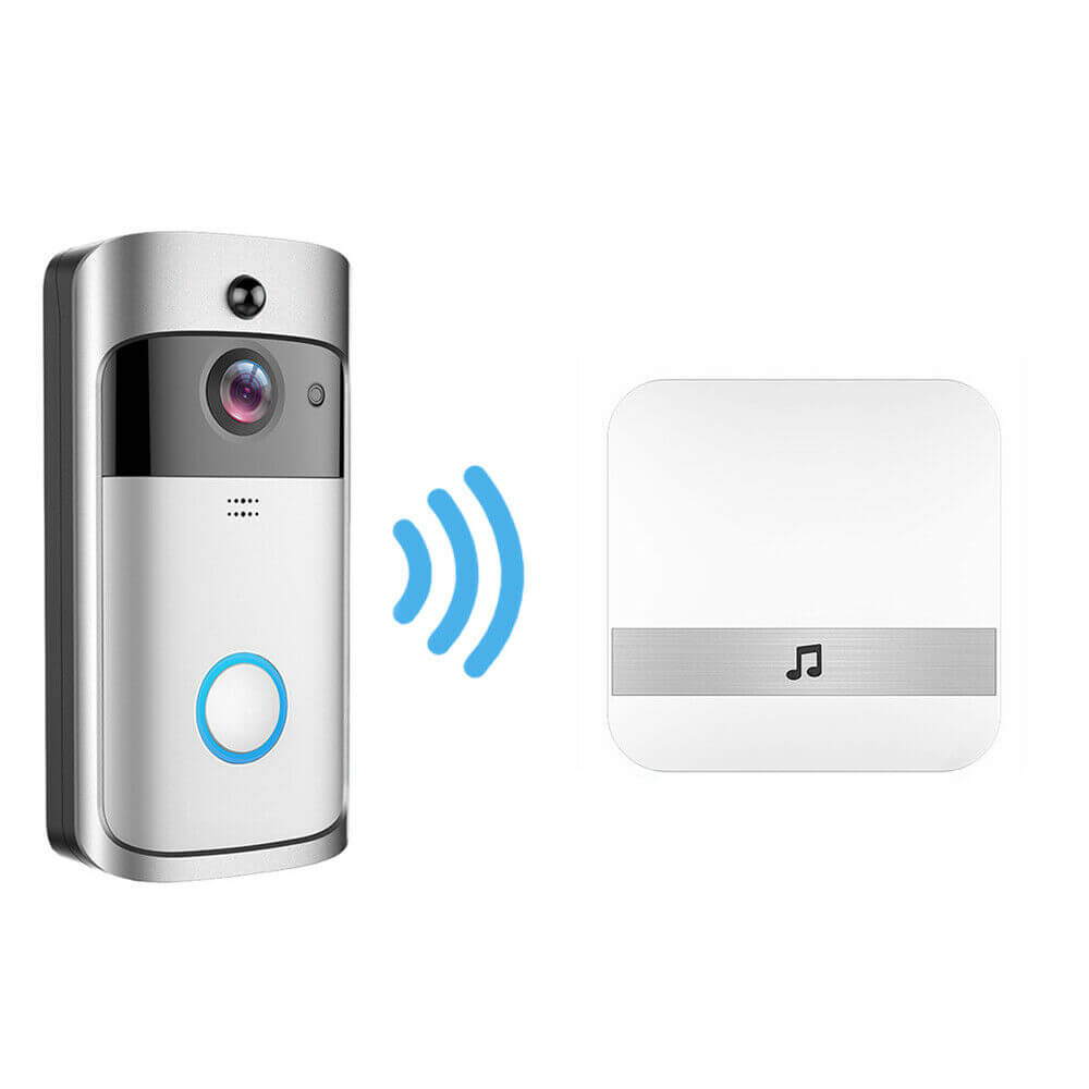Usage of the doorbell chime