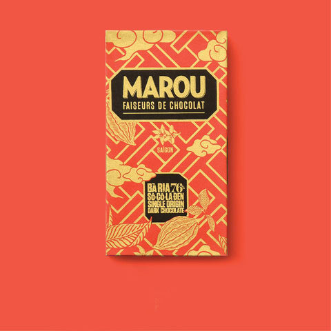 Marou Chocolate Bars 24 Grams & 80 Grams Made in Vietnam
