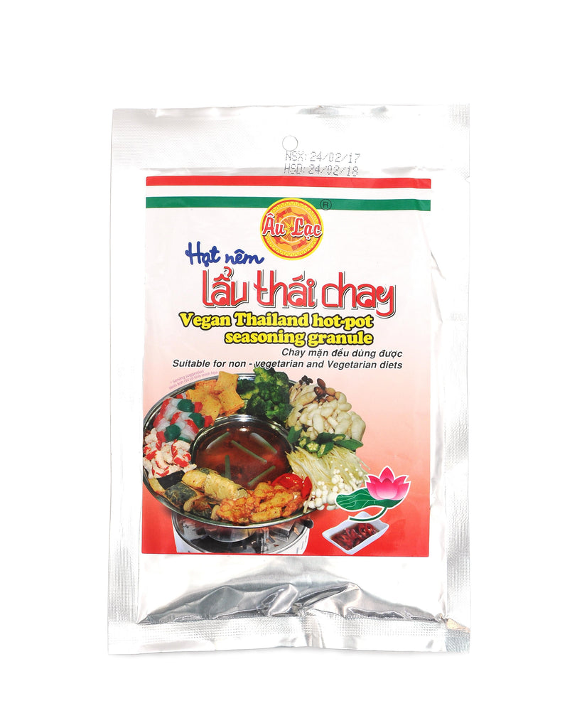 Au Lac Vegan Thailand Hot-pot Seasoning Granule - Suitable For Non – vegetarians And Vegetarians.