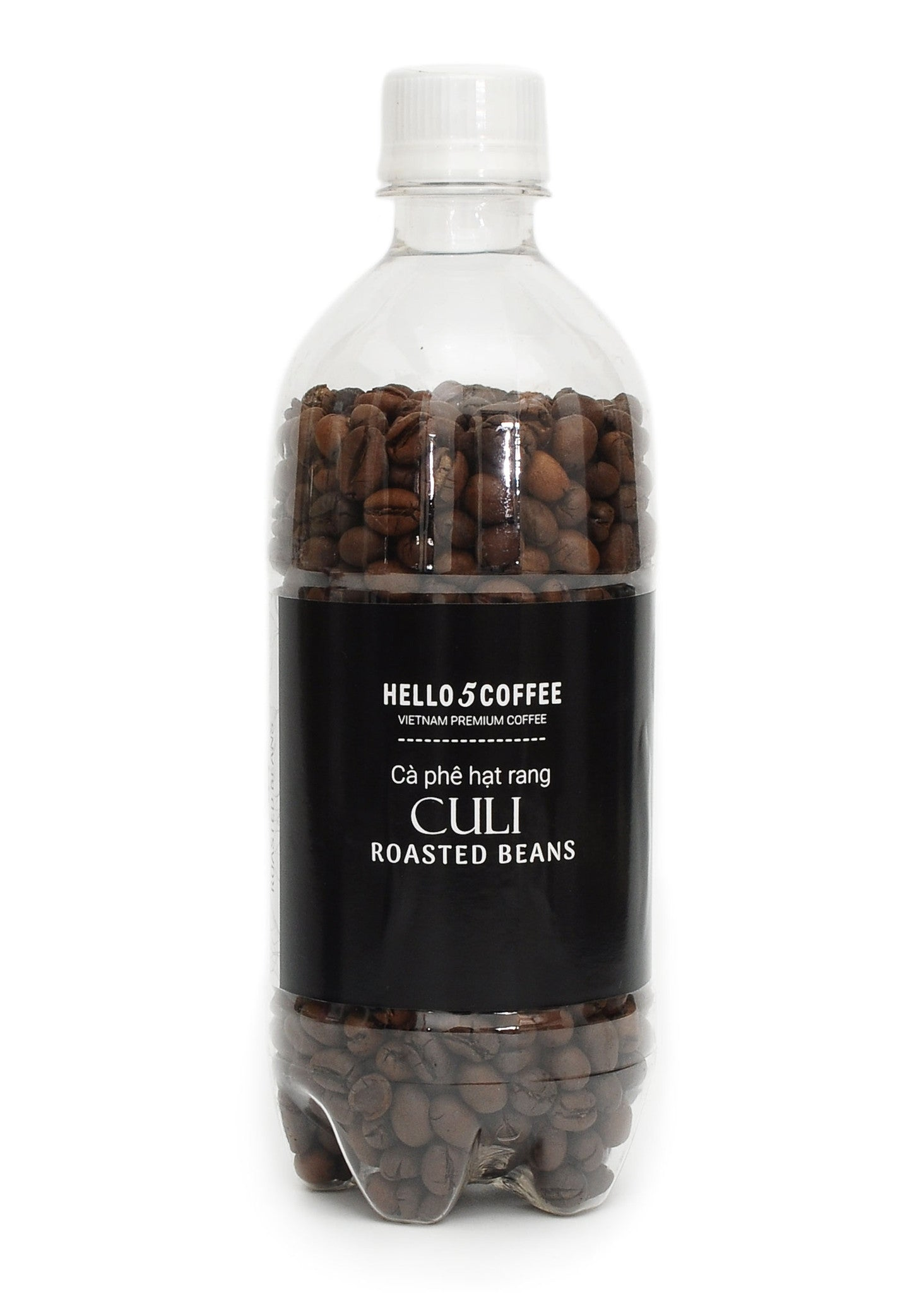 Hello 5 Coffee Roasted Beans – Vietnamese 100% Pure Natural Coffee Beans